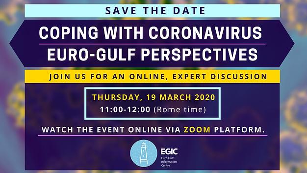 Coping with Coronavirus_Euro-Gulf Perspe