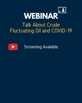 Talk About Crude: Fluctuating Oil and COVID-19
