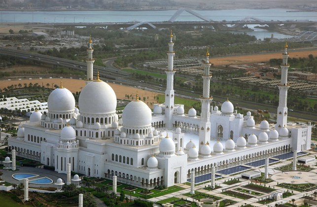 Sheikh Zayed Grand Mosque (UAE)