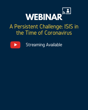 A Persistent Challenge: ISIS in the Time of Coronavirus