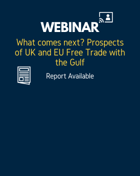 What Comes Next? Prospects of UK and EU Free Trade with the Gulf
