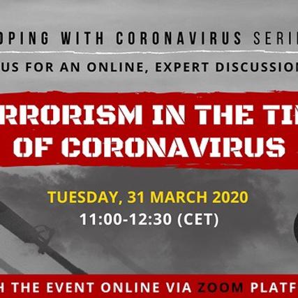 Terrorism under Coronavirus-tider