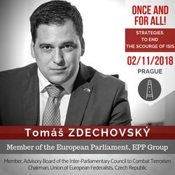 MEP Tomáš Zdechovský
