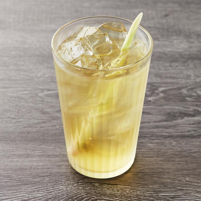 Iced Lemon Grass Tea