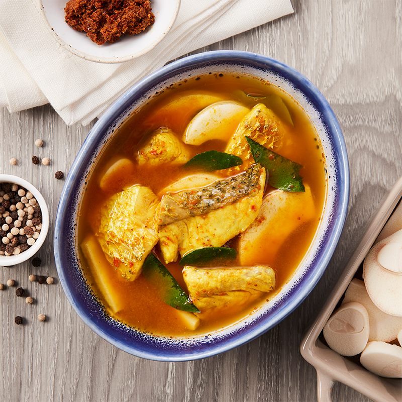 Southern Thailand Yellow Curry