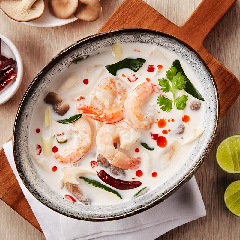 Tom Kha Shrimp
