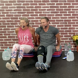 Workouts with lift Fitness