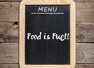 FOOD IS FUEL _ Keep it Simple