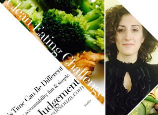 Clean Eating Challenge w/ Christine De Souza