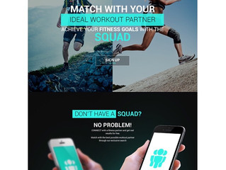 WellSquad...Bringing You Closer to the Workout Partner of Your Dreams!