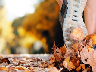 8 Ways to Empower Up Your Fall Run/Walk