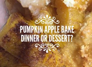 Pumpkin Apple Take Along