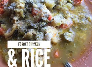 Chicken &Quinoa Soup