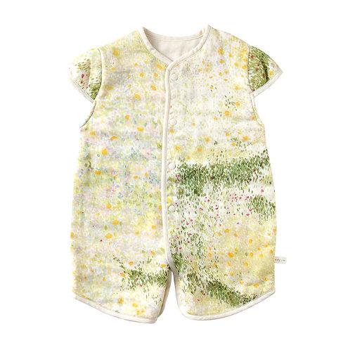 NAOMI ITO 2-WAY SLEEPER DRESS IBUKI