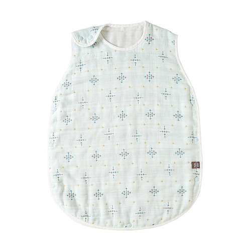 BOBO 6 LAYERED COTTON/SILK SLEEPER KIDS