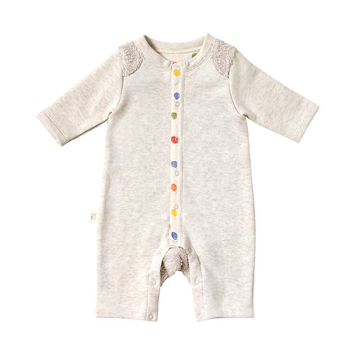 NAOMI ITO WARM ROMPERS IVORY