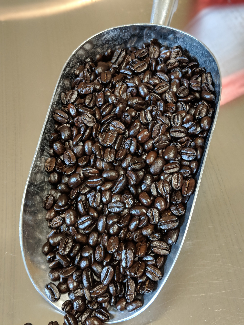 Fresh, air roasted coffee!