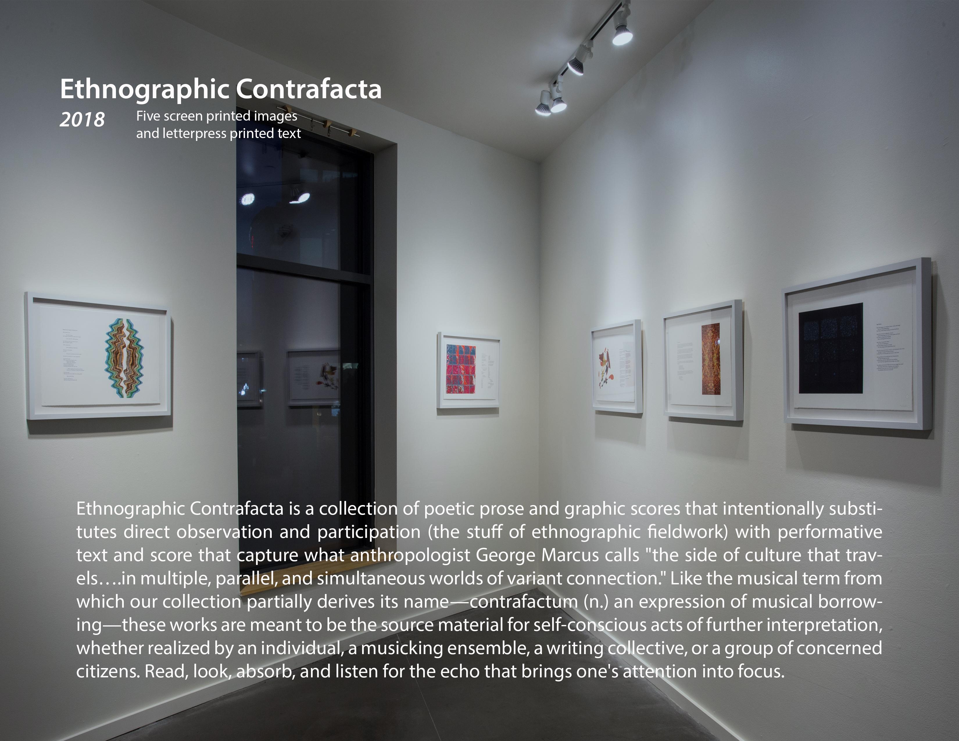 Ethnographic Contrafacta