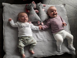 Ivy en Alysha