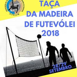 Taça da Madeira de Futevólei 2018 - Prai