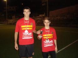 Equipa vencedora- ACD Sao Vicente- Joao