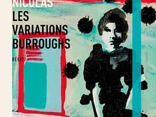 LES VARIATIONS BURROUGHS, de Sylvie Nicolas