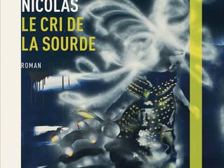 LE CRI DE LA SOURDE, de Sylvie Nicolas