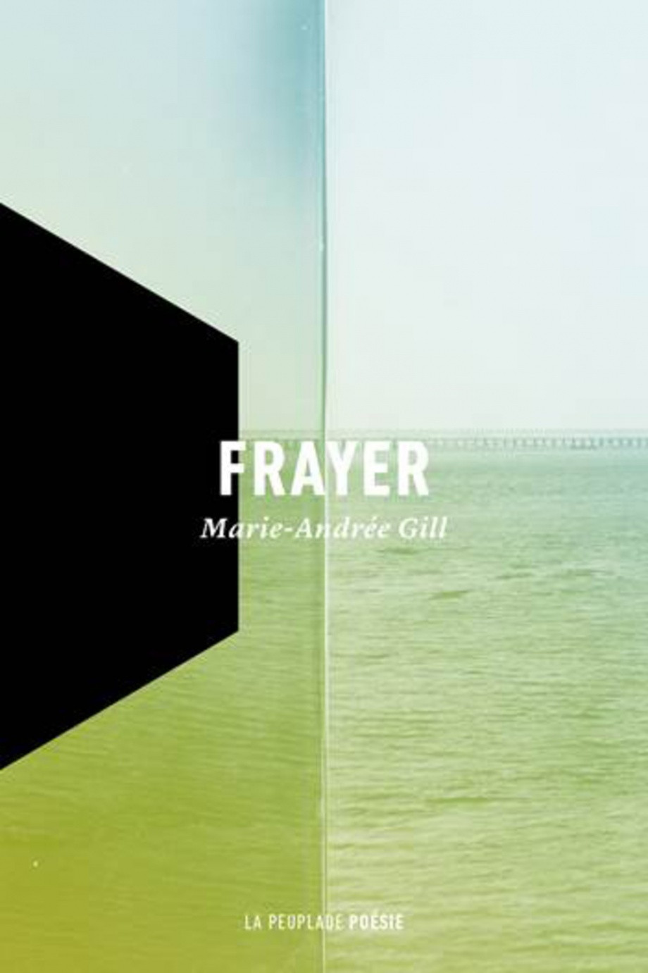 Frayer, page couverture