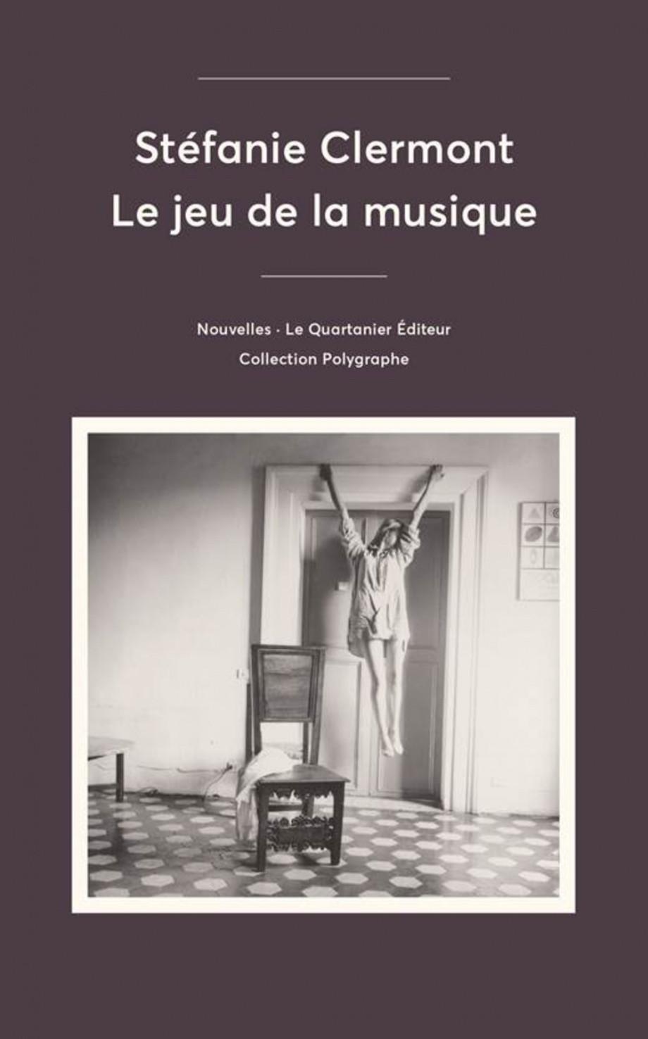 Le jeu de la musique, page couverture