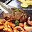 Thumbnail: BBQ EZY Black Grill Mesh & Smoker Mat 4*4mm aperture - 480GSM NonStick