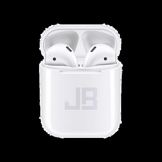 White JukeBuds