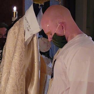 Carson's Baptism