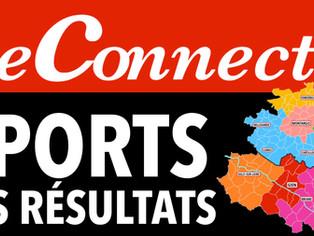 Résultats du week-end sportif du 9 et 10 octobre