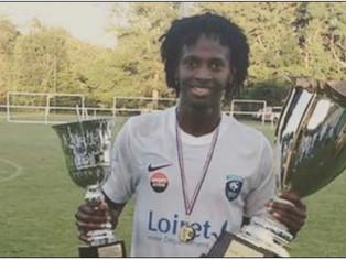Football – Passé par Saran et Créteil (N), Abdourahmane Baldé signe à Amilly (N3)