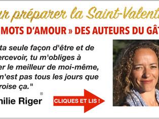 """Émilie Riger : """"réussir à être original tout en restant authentique..."""""""