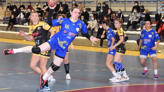 Handball – Montargis (N3) se positionne pour remplacer Joué-lès-Tours en N2