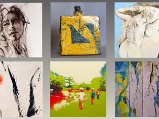 Adon - Exposition de 6 femmes artistes (ou artistes femmes) à la grange de Mussy, à partir du 28 mai