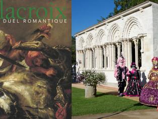 Montargis - Voir Delacroix à Montargis en passant par les arcades de Lorris ?  Oui c'est possible !