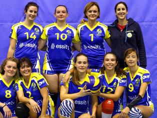 Les joueuses de l'USM Montargis, la passion et le courage