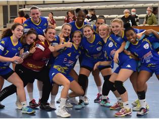 Handball - Nationale 3 : L'USM Montargis s'offre… l'Escale Orléans et relance sa saison (25-18)