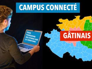 Campus Connecté : l'Agglomération Montargoise lauréate !