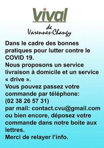 VIVAL DE VARENNES CHANGY