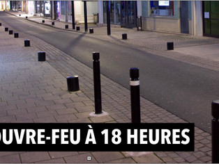 """Contrôles du respect du couvre-feu face à une situation """"extrêmement préoccupante"""" dans le Loiret"""
