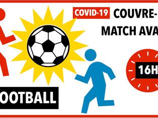 Football – National 3 : Montargis – Montlouis (samedi) avancé à 16 heures, sur le terrain synthétiqu