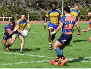 Rugby - Régionale 2 : le XV de l'USM Montargis se joue de la Berrichonne Châteauroux, le leader (18-