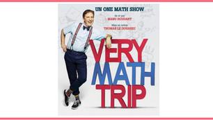 Courtenay - Samedi 9 octobre, un spectacle pour pouvoir en rire (des maths)