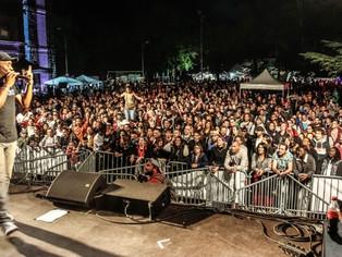 5.250 personnes étaient présentes pour la 4ème édition du LaBel Valette Festival