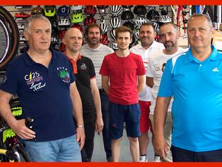 Cyclisme - Les Foucher, un coeur qui bat... pour le Guidon Châlettois