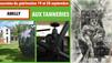 Le programme des journées du patrimoine au Centre d'art contemporain, Les Tanneries à Amilly