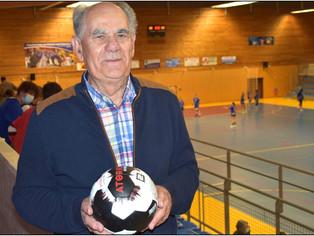 Handball - André Clavel, la mémoire infatigable de l'USM Montargis